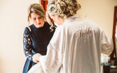 Waarom je niet je beste vriendin moet vragen als ceremoniemeester