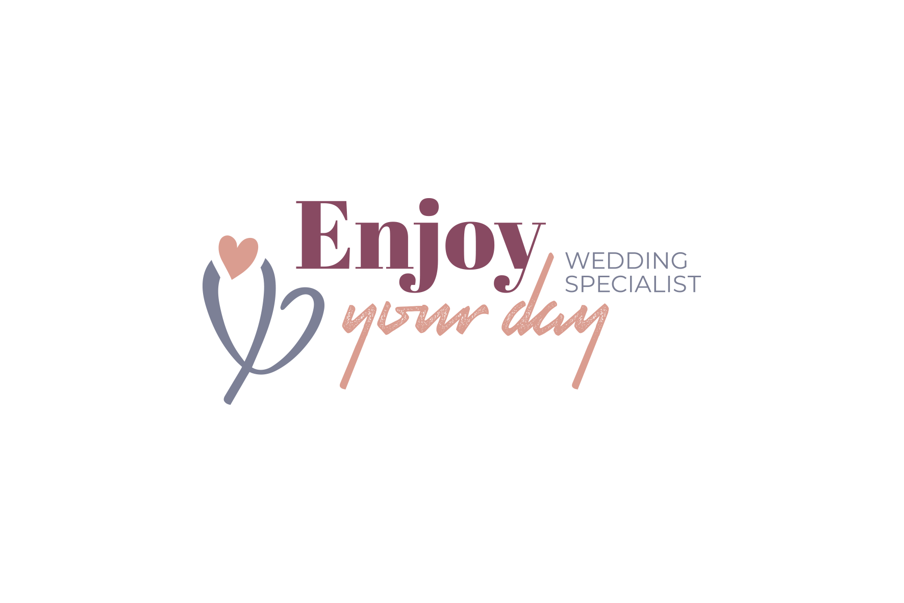 Enjoy your day, ceremoniemeester/weddingplanner