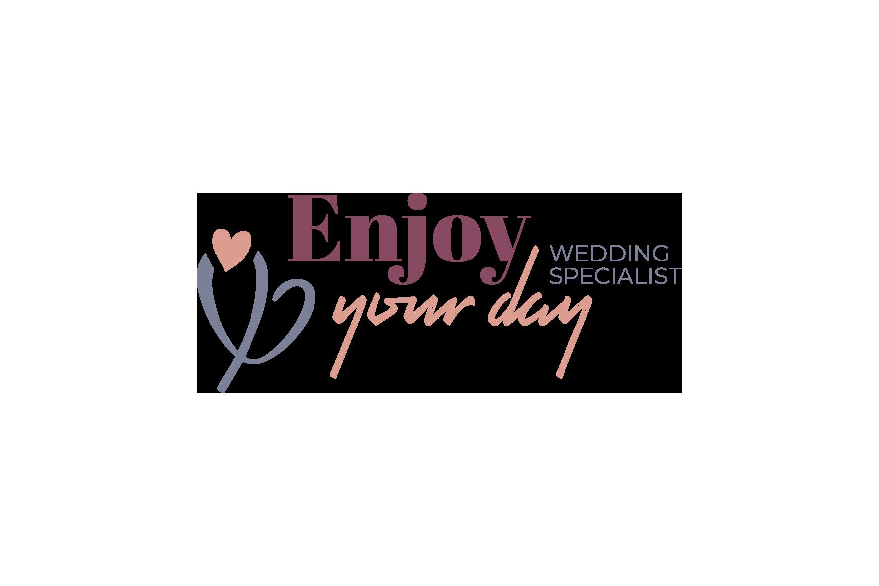 Enjoy your day, weddingspecialist